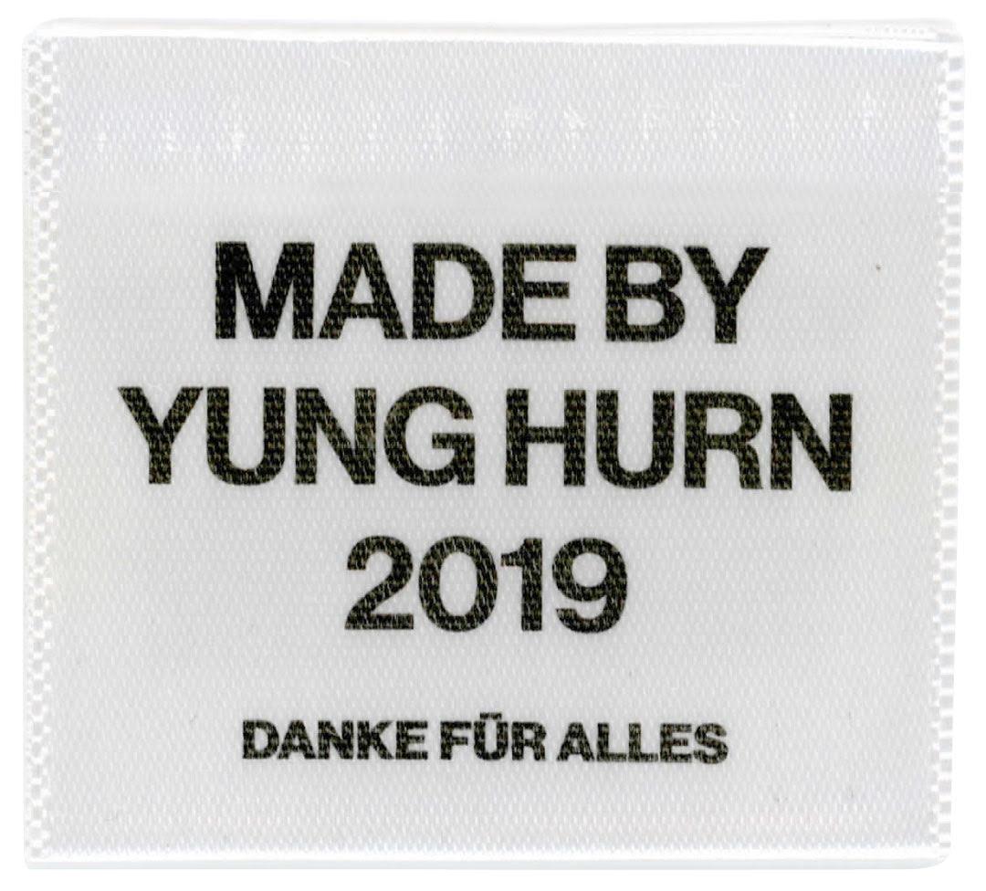 Yung Hurn Webshop